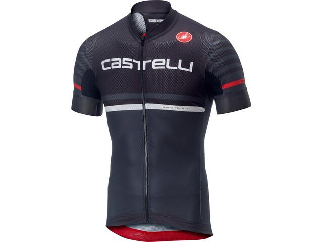 Castelli Free AR 4.1 Bike Jersey Shortsleeve Men black at Bikester.co.uk 929d5f394